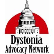 Dystonia Advocacy Network logo