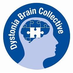 Dystonia brain donation logo
