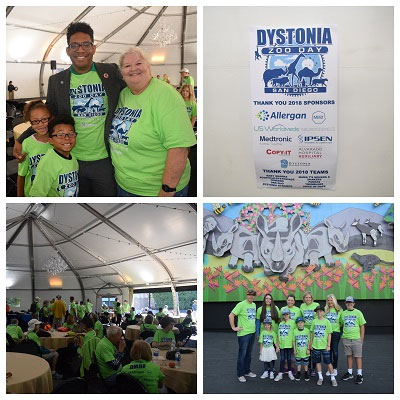 San Diego Zoo Dystonia Day Dystonia Medical Research Foundation