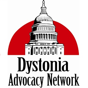 dystonia legislative advocacy