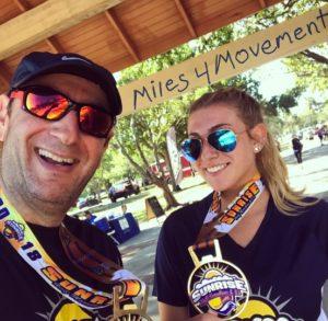 Friends - Miles4Movement - TCS NYC Marathon